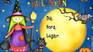 Photo of Invitación para fiesta de halloween 01 – 2019 GRATIS