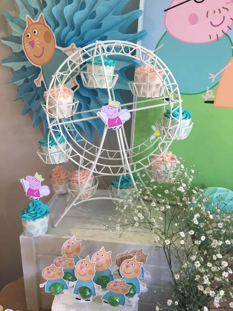 Birthday Party Idea Peppa Pig 2