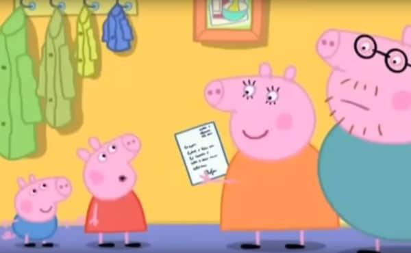 peppa pig amigo por correspondencia