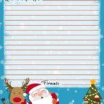 Carta Papa Noel Gratis Piruchita 3