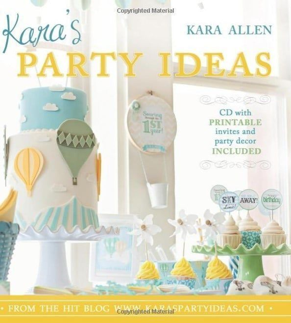 Libro Kara's Party Ideas