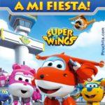 Piruchita Bienvenidos Super Wings