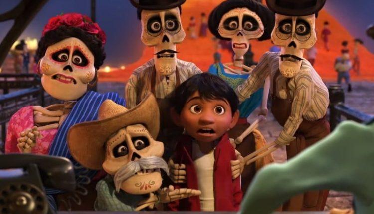 Antepasado de Miguel de Coco de Disney
