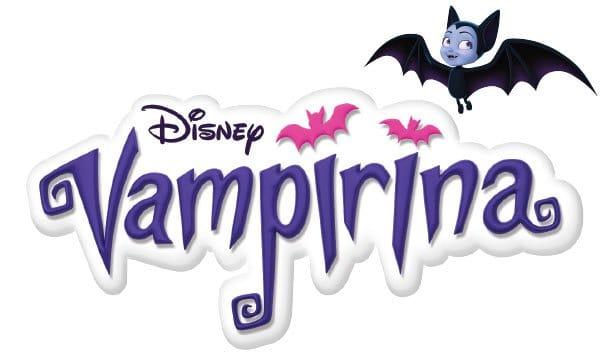 Logo de la serie Vampirina de Disney