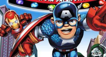 💪🏻 Invitación de cumpleaños de Superhéroes Marvel GRATIS