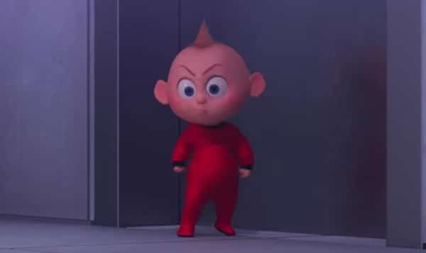 The Incredibles 2 baby is ready