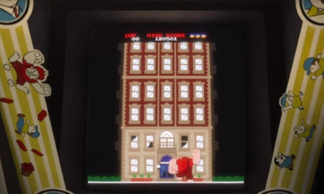 Rompe Ralph Arcade Recreation Machine