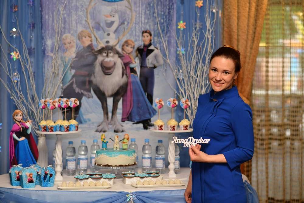 decoracion fiesta frozen - 4