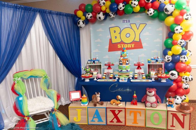 Invitación Cumpleaños Toy Story 4 Woody Buzz Betty Forky