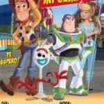 Invitacion Cumpleanos Toy Story Gratis Piruchita