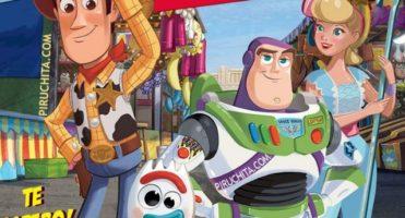 🤠 Toy Story 4 Birthday Invitation [Woody, Buzz, Betty and Forky] - FREE