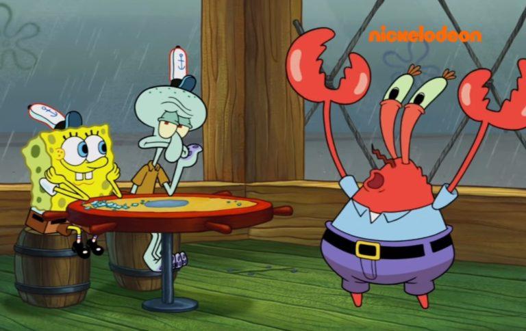 SpongeBob Friends
