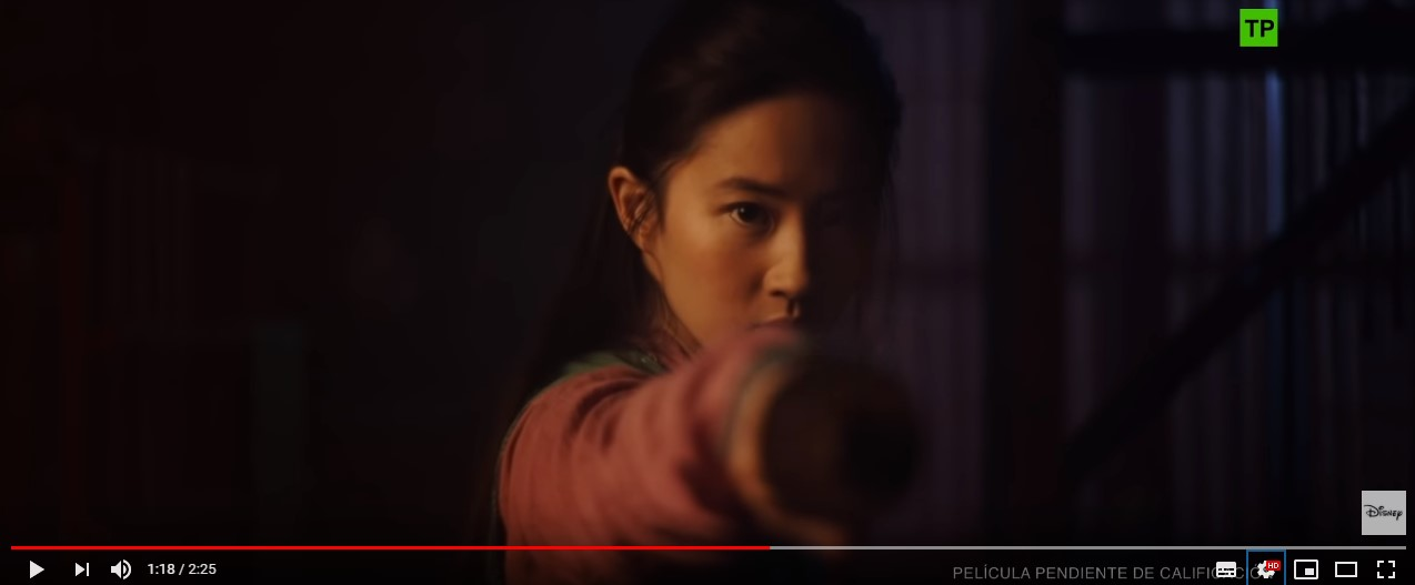 Mulan Trailer 2020 Leal Valiente Autentica